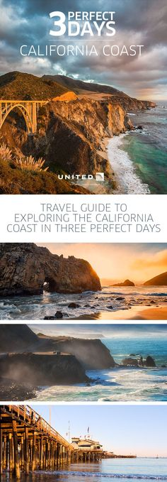 The ultimate travel guide to exploring the California Coast and the Pacific Coast highway
