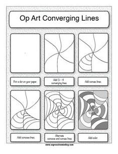 Op Art TeachersPayTeachers.com: