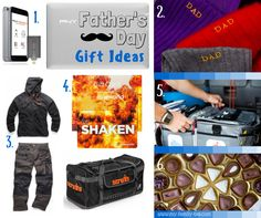 Father's Day Gift Ideas From My Family Ties Blog www.my-family-ties.com