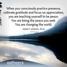 Gratitude: Upgrade Your Life by Marcy Axness, PhD Inspirational Articles, Cellular Level, Chiropractic Care, Powerful Words, Education Quotes, Change The World, Gratitude, Meant To Be, Appreciation
