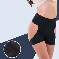 daa60ce6fe1f46 Sexy Buttocks Hollow Hip Lifting Belly Control High Waist Shapewear For  Women - NewChic Mobile