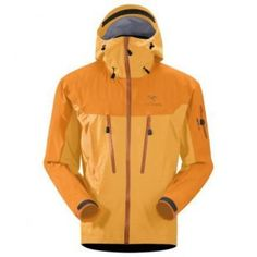"""it just gives you what you need"" Love this review of our Alpha SV Jacket by GORP."