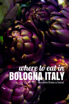 Where to eat in Bologna, Italy. Learn the best restaurants in Bologna from a local ~ http://www.baconismagic.ca