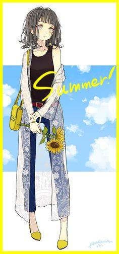 夏ガールpic.twitter.com/cO16Xhvlfm