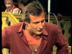 Konstantin Wecker in der 3nach9-Talkshow 1983