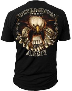 Men's Army T-Shirt - US Army Eagle