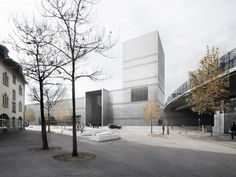 Barozzi / Veiga · Natural History Museum and State Archives