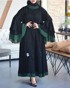 Size: Enquire in whatsapp with us Kindly whatsapp to 919946048363 for queries and buying pardhas Pardhas Pardhas Iranian Women Fashion, Pakistani Fashion Casual, African Fashion, Niqab Fashion, Muslim Fashion, Fashion Outfits, Mode Abaya, Mode Hijab, Abaya Designs Latest