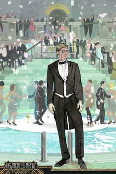 Join me in reliving the roaring 20's with the Gatsby Avatar Creator. Go to  http://apps.warnerbros.com/greatgatsby/avatarcreator/us