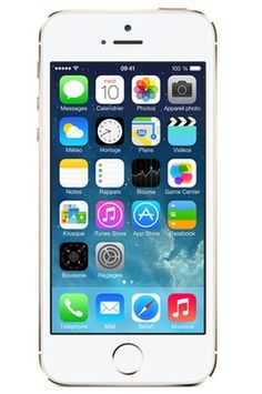 Voici le Smartphone Apple dernier cri: le #iPhone5S: retrouvez-le sur #LeGuide.com!