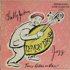 Chubby Jackson LP cover