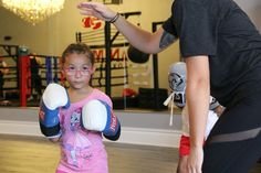 Kids boxing @unanimousboxinggym