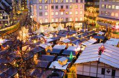 #nataleincasatrippando Sulle Strade del Mondo: Aria di #Natale in #Svizzera, per #mercatini in treno conviene