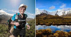 """Elisa Forti, una señora argentina de 80 años, cruzó la Cordillera de los Andes por segunda vez. Lo hizo en el marco de El Cruce, una carrera de 100 km que une simbólicamente a Argentina con Chile. Por su proeza, se hizo famosa en todo el mundo.        Forti corrió 104 km en tres días con dos campamentos de por medio, ya que lacompetencia se divide en etapas de entre 25 y 40 km cada una. """"El desafío surge porque adoro la naturaleza, me anoté porque lo hice hace dos años y ahora quería…"""