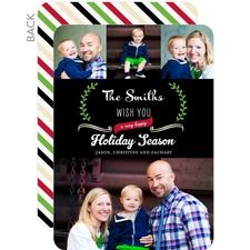 Wishing Whimsy Photo Holiday Cards