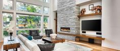 How to Control Dust During Indoor Stone Veneer Fireplace Remodeling