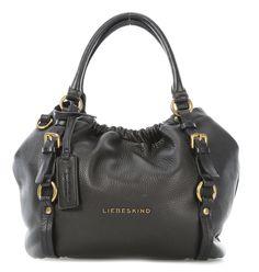 Wardow Special Bag Handtasche Leder schwarz #liebeskind #wardow #bag