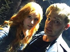 @Kat_McNamara: Welcome to the City of Bones... ➰ @DomSherwood1 @ShadowhuntersTV @ABCFamily #Shadowhunters