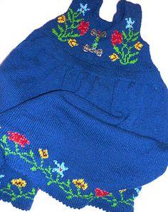 Ravelry: Nordland Festdrakt Pike pattern by Lill C. Knit Baby Dress, Ravelry, Baby Dresses, Knitting, Pattern, Sweaters, Kids, Crochet, Fashion