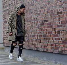 Street Style Men by Kosta Williams