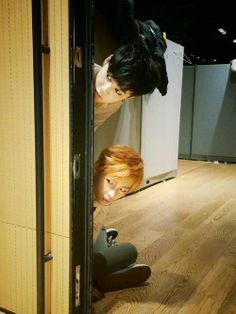 Is Suga and J-Hope out there? Is that why they are creepin'? YOONMIN AND V-HOPE FOREVER!!!