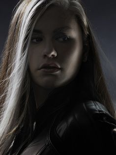 Anna Paquin as Rouge in X-Men