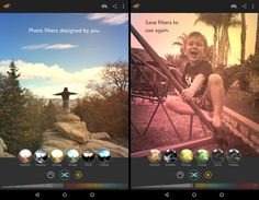 Приложения для обработки фото в инстаграм. Shift - лучший фоторедактор для имитации фильтров инстаграм