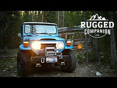 The fine folks at Petrolicious just published this gorgeous film about a man and his 1976 FJ-40. Enjoy...  Your Favorite 8 Minutes This Week: FJ-40 Rugged Companion - Toyota Cruisers & Trucks Magazine | Land Cruiser, 4Runner, FJ Cruiser, Tacoma, Toyota Trucks.
