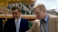 The Talented Mr Ripley | Jude Law & Philip Seymour Hoffman