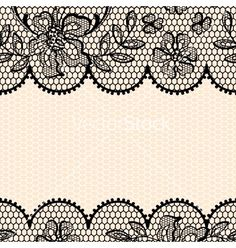 Illustration of Old lace background, ornamental flower texture vector art, clipart and stock vectors. Flower Texture, Lace Background, Paper Lace, Lace Tattoo, Borders And Frames, Texture Vector, Linens And Lace, Decoupage Paper, Textures Patterns