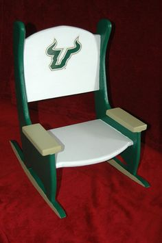#USF toddler rocking chair.