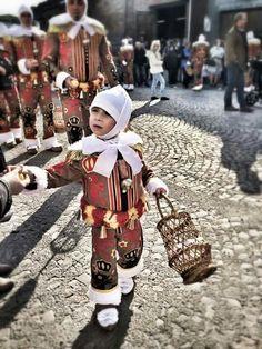 ♡♡♡♡ Karnival in #Belgium #Binche #Wallonia  #GillesdeBinche #ErfgoedWallonië #Belgientourismus ♡♡♡♡