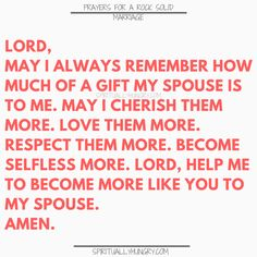 Prayer For Christian Marriages | Prayers For Christian Marriages