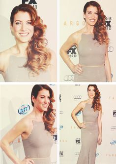 Kate Walsh attending the Fargo premiere.