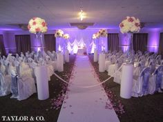 Let Taylor and Company create a magical day that you will never forget!