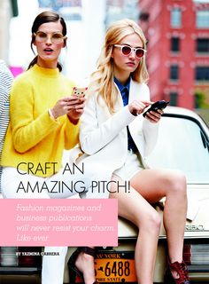 This blog is specifically for fashion public relations, but the authors give a lot of great tips on public relations. This specific article discusses how to create a pitch which can be applied to many areas of PR. #TTUPR3315