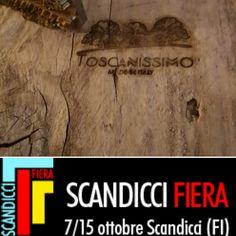 Si parte con Scandicci Fiera 2017, padiglione CNA- Artigiani in Fiera, stand n. 7. Vi aspettiamo! Con Toscanissimo, Salis e Trapa Boden!