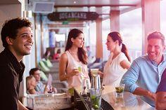 Norwegian Escape | The Waterfront | Norwegian Cruise Line
