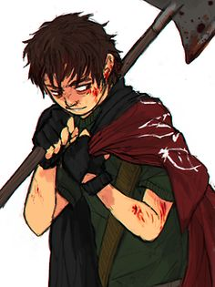 Second favorite Character Christope DeLorne
