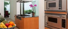 Equity Estates Hawaii Home in Playa Langosta, Costa Rica. The Kitchen