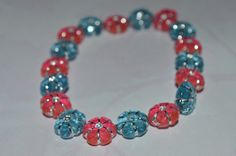 Flower Bracelet by laiziboicollection on Etsy, $3.00