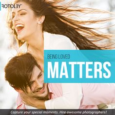 Being loved matters!  Capture your special moments. Hire awesome photographers. Visit us: www.fotoley.com  #Memories #Photographs #HirePhotographer #Bangalore