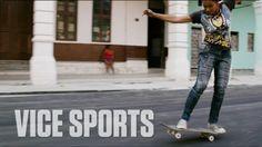 Meet One of Cuba's Female Skateboarding Pioneers: The skate scene in Cuba is only now… #Skatevideos #Cuba_s #Female #meet #Pioneers