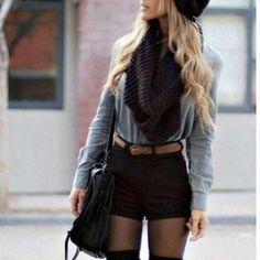 Fall fashion, fall fashion, fall fashion.