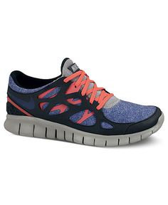 Nike Women's Shoes, Nike Free Run + 2 EXT Sneakers - LOVE THESE!!!!