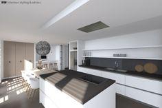 3D interieurontwerp WW interieur styling & advies
