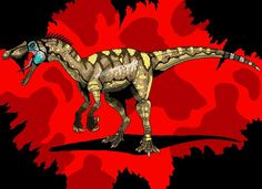 Baryonyx= Heavy claw Codename: Snapper Diet:carnivore,piscivore Lenght:9-10 m Height:3 m Wheight:2 tons Early Cretacious, 130-125 mya Area:Europe A smaller cousin to the gigantic Spinosaurs but not...