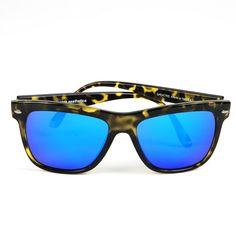 NESA Military Blue Mirrored by SPEKTRE Sunglasses. Shop this Spektre at WWW.FINAEST.COM | #sunglasses #spektre #finaest #fashion #moda #sunnies #occhialedasole #tortoise #lunettes #military #camouflage