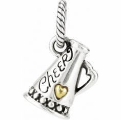 And this one.... ABC Cheer Charm  available at #Brighton
