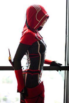 Kasumi Goto cosplay.